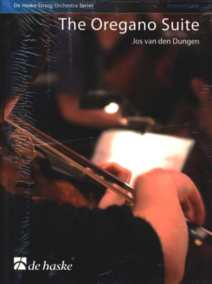 Jos van den Dungen - Die Oregano Suite - CD zum Download - Noten - di-arezzo.de