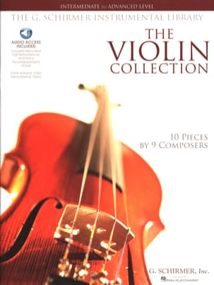 - The Violon Collection - Intermediate To Advanced - Partition - di-arezzo.fr