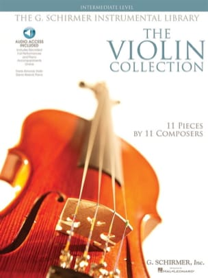 The Violon Collection - Intermediate Level - Partition - di-arezzo.fr