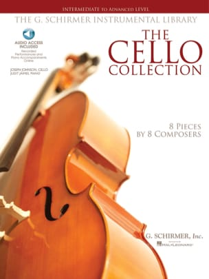 - The Cello Collection - Intermediate to Advanced Level - Sheet Music - di-arezzo.co.uk