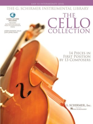 The Cello Collection - Easy to Intermediate Level - Sheet Music - di-arezzo.co.uk