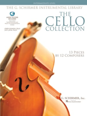 The Cello Collection - Intermediate Level Partition laflutedepan