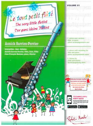 The Little Flute - Sheet Music - di-arezzo.co.uk