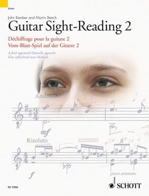 Guitar Sight Reading Vol.2 - laflutedepan.com