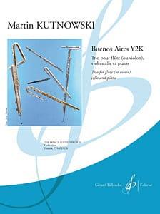 Martin Kutnowski - Buenos Aires Y2k - Sheet Music - di-arezzo.co.uk