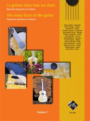 - The Guitar in all its states Volume 1 - Sheet Music - di-arezzo.com