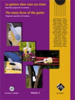 - La Guitare dans tous ses Etats Volume 3 - Partition - di-arezzo.fr