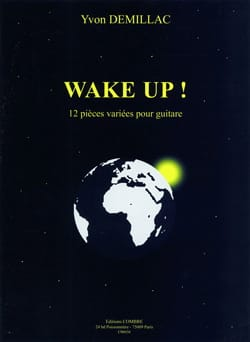Wake Up ! - Francis-Paul Demillac - Partition - laflutedepan.com