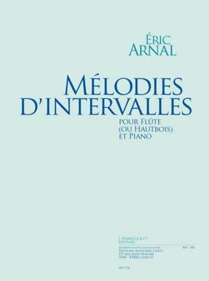 Mélodies d'Intervalles - Eric Arnal - Partition - laflutedepan.com
