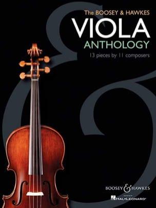 The Boosey & Hawkes Viola Anthology - Partition - laflutedepan.com