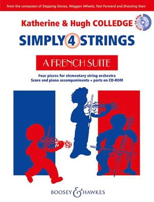 A French Suite - Rom Partition ENSEMBLES - laflutedepan