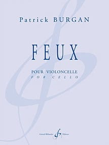 Patrick Burgan - Feux - Partition - di-arezzo.fr