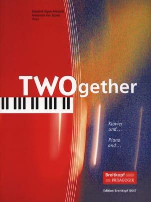 TWOgether - 14 Duos Partition Violon - laflutedepan