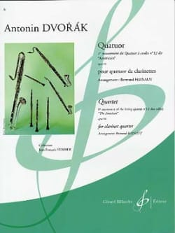 DVORAK - 1st Movement of the Opus Quartet 96 - Sheet Music - di-arezzo.co.uk