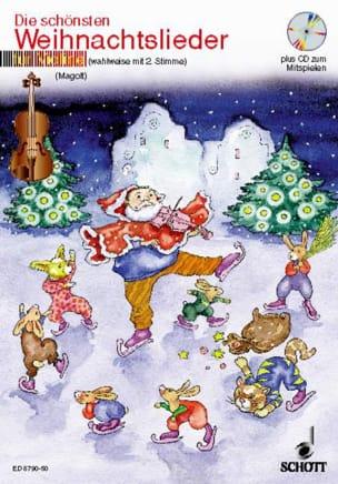 Die Schönsten Weihnachtslieder Für Violine - Sheet Music - di-arezzo.co.uk