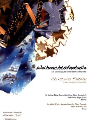 - Weinachtsfantasie - Sheet Music - di-arezzo.co.uk