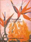 Sonata pour Flûte et Piano - Mario Pilati - laflutedepan.com