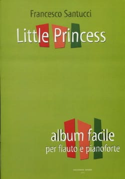 Francesco Santucci - Little Princess - Sheet Music - di-arezzo.com