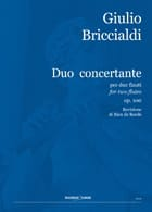 Giulio Briccialdi - Duo Concertant Op. 100 N ° 2 - Sheet Music - di-arezzo.co.uk