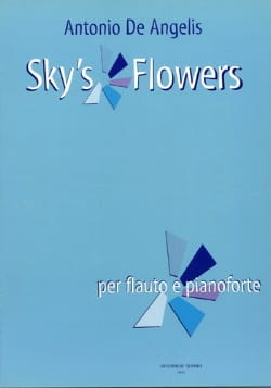 Angelis Antonio De - Sky's Flower - Sheet Music - di-arezzo.com