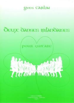 Deux Danses Irlandaises - Yves Carlin - Partition - laflutedepan.com