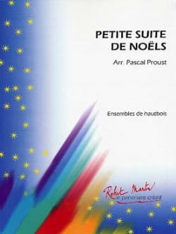 Pascal Proust - Little Christmas suite - Sheet Music - di-arezzo.co.uk