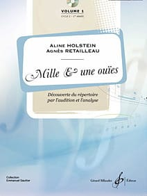 Aline HOLSTEIN et Agnès RETAILLEAU - Thousand and One Hearts Volume 1 - Sheet Music - di-arezzo.com