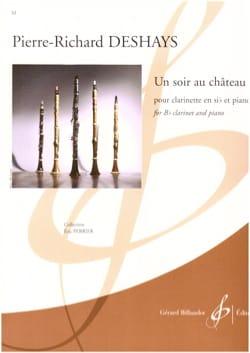 Un Soir Au Château - Pierre-Richard Deshays - laflutedepan.com