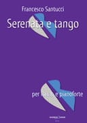 Francesco Santucci - Serenata E Tango - Partition - di-arezzo.fr