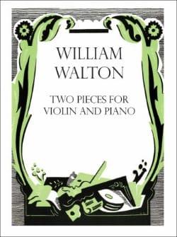 William Walton - 2 Pieces For Violin And Piano - Partition - di-arezzo.fr