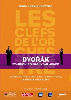 Les Clefs de l' Orchestre - Dvorák Jean-François Zygel laflutedepan