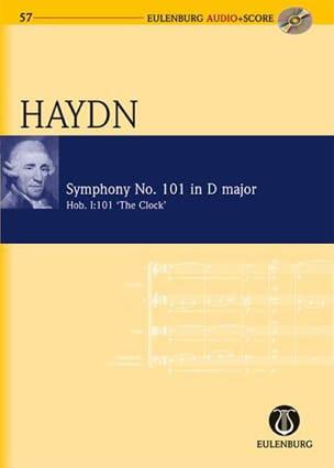 Joseph Haydn - Symphonie N°101 En Ré Maj. - Hob.I:101 - Partition - di-arezzo.fr