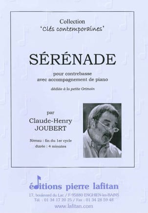 Claude-Henry Joubert - Serenade - Sheet Music - di-arezzo.com