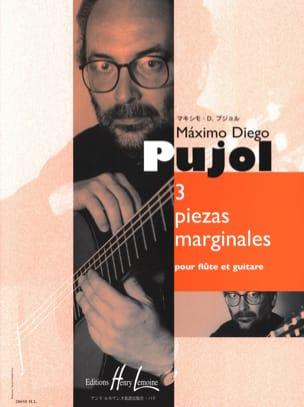 3 Piezas Marginales - Maximo Diego Pujol - laflutedepan.com