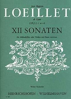 Heft 2: Sonaten 4-6 Op. 3 - laflutedepan.com