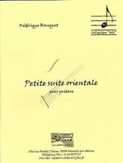 Frédérique Bousquet - Suite Oriental Pequeña - Partitura - di-arezzo.es