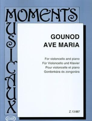 Ave Maria - Charles Gounod - Partition - laflutedepan.com