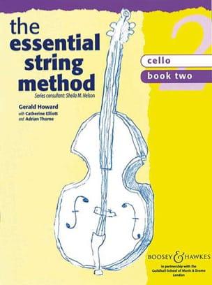 Sheila M. Nelson - The Essential String Method Cello Book 2 - Sheet Music - di-arezzo.co.uk