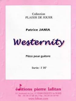 Patrice Jania - Westernity - Partition - di-arezzo.fr