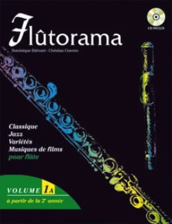 Flutorama Volume 1A - Sheet Music - di-arezzo.co.uk
