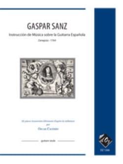 Instruccion de Musica Sobre la Guitarra Espanola - laflutedepan.com