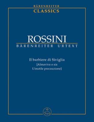 Le Barbier de Séville - Gioacchino Rossini - laflutedepan.com
