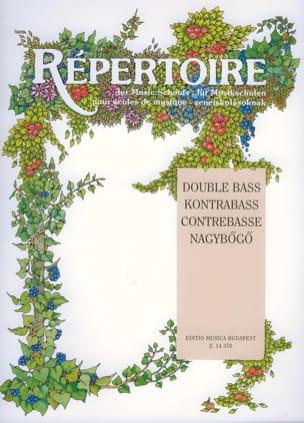Repertoire for Music Schools - Double Bass Kovacs laflutedepan