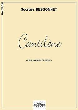 Cantilène - Georges Bessonnet - Partition - laflutedepan.com