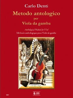 Carlo Denti - Metodo Antologic Per Viola Da Gamba - Sheet Music - di-arezzo.co.uk