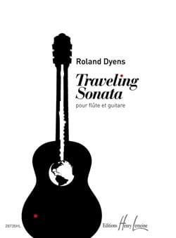 Roland Dyens - Traveling Sonata - Partition - di-arezzo.fr