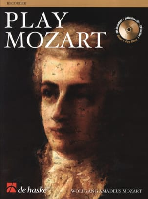 MOZART - Play Mozart - Recorder - Sheet Music - di-arezzo.co.uk