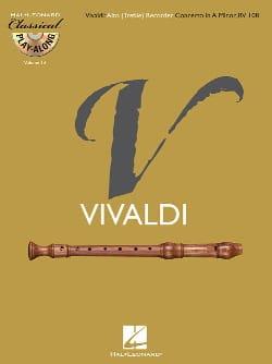 Concerto En la Min. Rv 108 - Antonio Vivaldi - laflutedepan.com