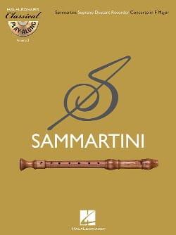 Concerto En Fa Maj. - Giovanni B. Sammartini - laflutedepan.com