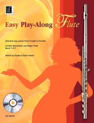 - Easy Play-Along Flute - Partition - di-arezzo.fr